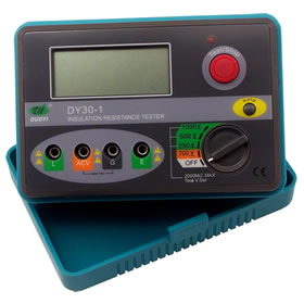 Digital Insulation Resistance Tester DY30-1