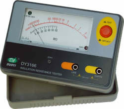 Electrical Insulation Resistance Tester DY3166