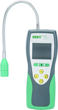 DY880 LNG/CNG Gas Detector Combustible Gas Meter