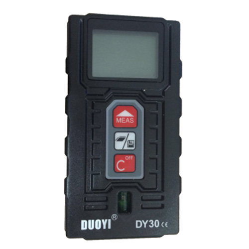 DY30,DY40,DY600 Laser Range Finder with Bubble Level Vial