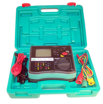 Standard casing of Insulation 3 Phase Tester DY5101A and DY5102A